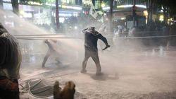 서울 경찰 '부상은 유감이지만 과잉 진압은
