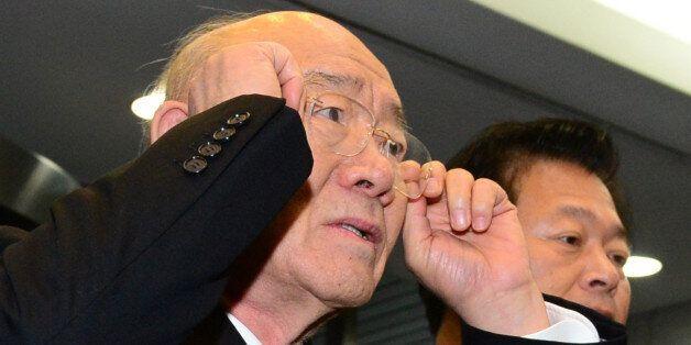 김영삼 전 대통령 조문 간