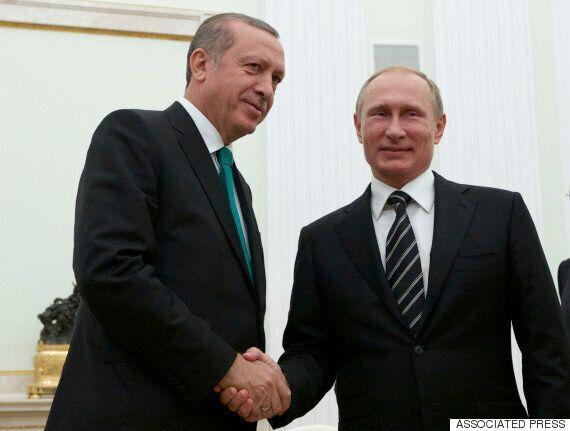 터키와 러시아 사이의 긴장 관계가 ISIS와의 싸움을 어렵게
