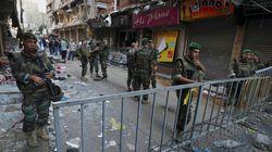 레바논, 베이루트 테러 용의자 9명