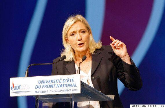 유럽의 극우파가 파리 테러의 공포를 이용하고
