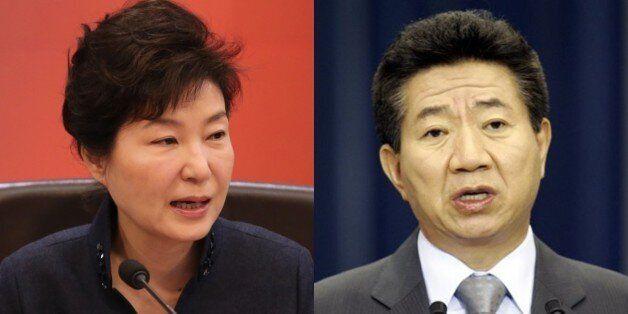 박근혜의 협박, 노무현의