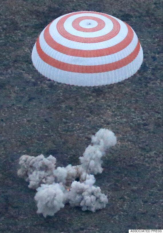 우주인 이소연, 귀환 당시 거의 죽을 뻔한 사연을