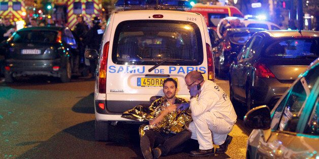 지도로 보는 파리 총격·폭발 테러