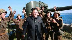 북한, 강원도 동해상에 항행금지구역
