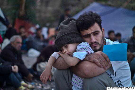 이라크와 시리아 난민들은 파리 테러에 굴하지 않을