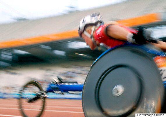 장애인 올림픽에서 음낭 수축이 문제가 되는