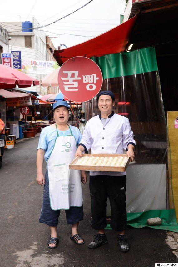 '식당의 발견' (3) 덕인당 : 당신이 여태 먹어보지 못한 '꿀빵'의