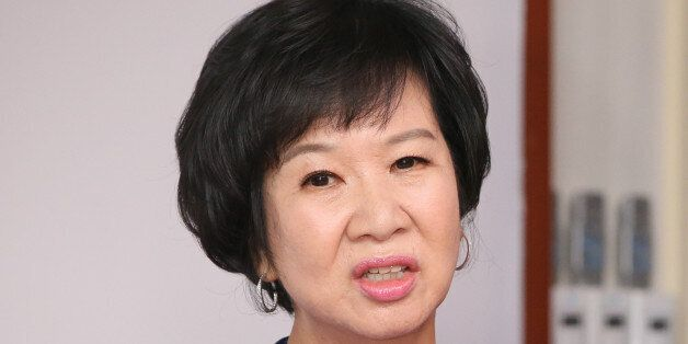 손혜원 새정치 홍보위원장