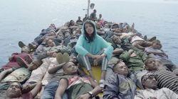 M.I.A. 난민 보트를 타고 뮤직비디오를