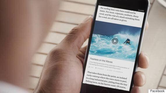 페이스북, 뉴스앱 '노티파이' 출시한다