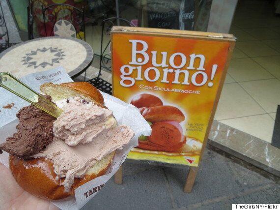 살면서 한번은 꼭 먹어봐야 할 이탈리아 길거리 음식