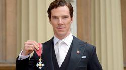 베네딕트 컴버배치, 왕실로부터 훈장을