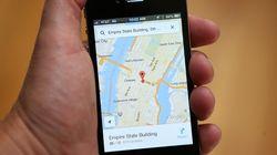 구글맵, 이제 오프라인에서도 검색
