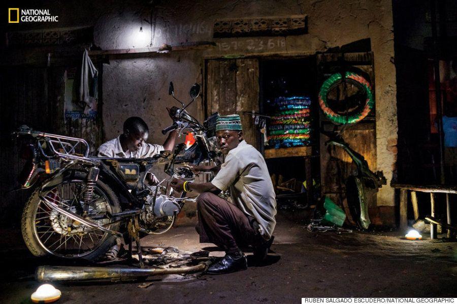 태양열 조명기구는 어떻게 가난한 사람들의 삶을