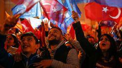 터키 집권당, 예상밖 총선