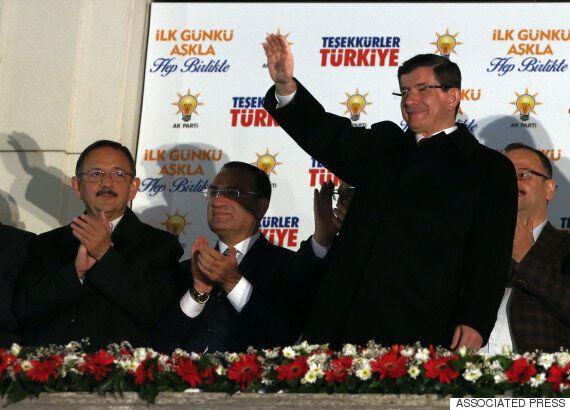 터키 집권당 총선 압승 : 5개월만에 단독 정권