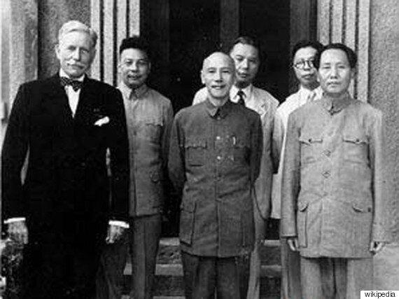 79년 전의 중국