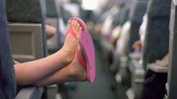 비행기 승객들이 꼽은 최악의 민폐 승객