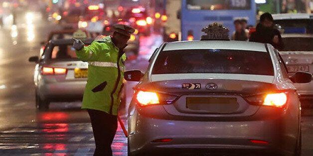 난폭운전으로 승객 위협 택시기사에 '협박죄' 첫