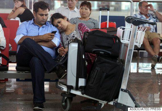 발리 인근 또 화산활동 가능성 : 대한항공 정기편