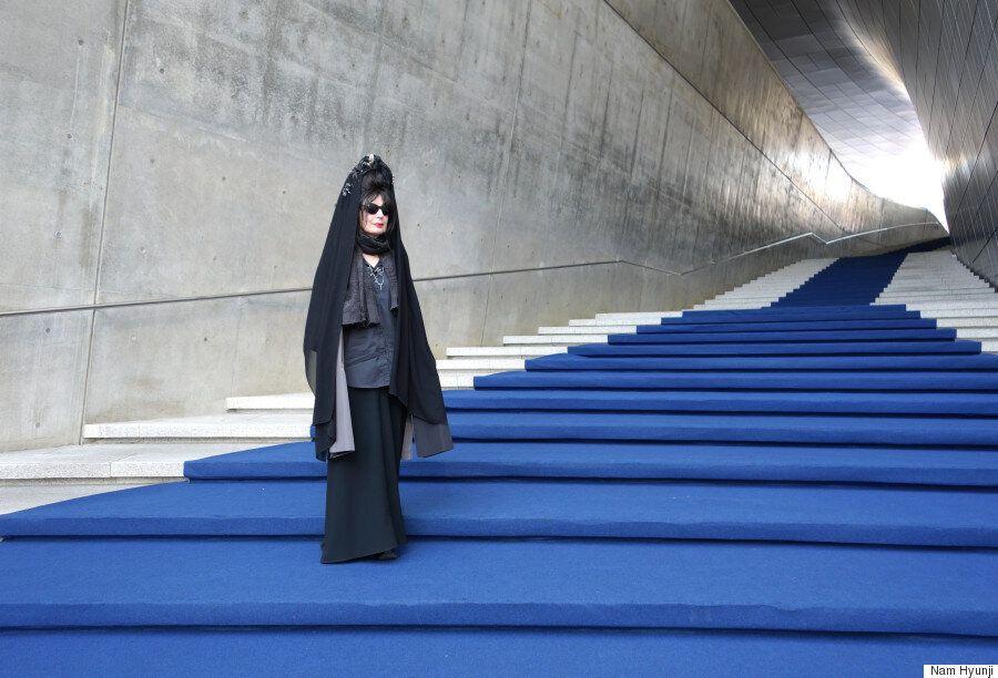 [허핑턴인터뷰] 세계적인 패션 아이콘 다이앤 퍼넷은 한국 패션이 성숙해간다고