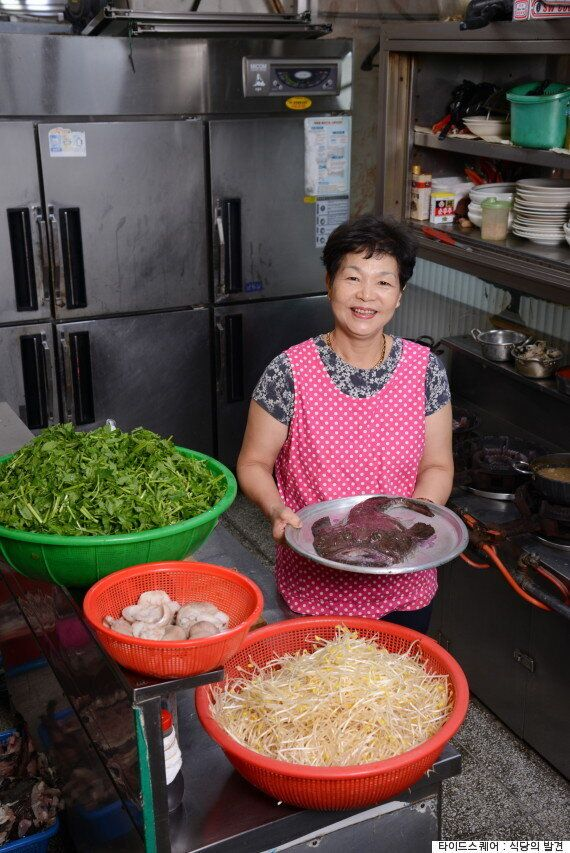 '식당의 발견' (1) 하동복집 : 푸아그라 저리가라, 내가 바로