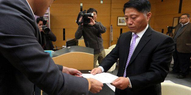 초등학생이 '국정교과서 헌법소원'을 제기한