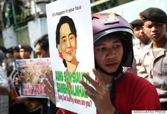 로힝야족 : 아웅산 수치가 이끌 민주주의의 리트머스