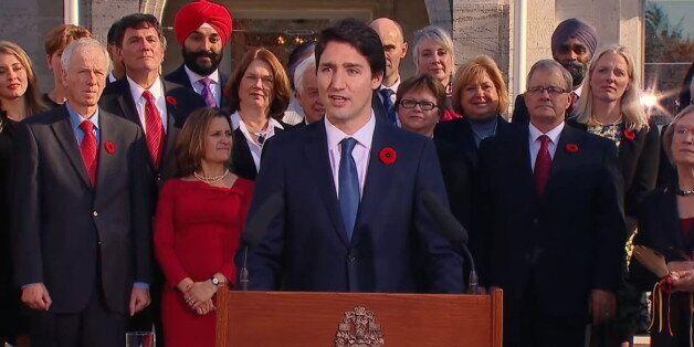 캐나다인이 새 내각을 자랑스러워하는 이유