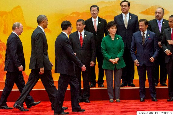 박근혜 대통령, G20·APEC·아세안 정상회의 9박10일