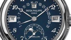 이것이 역사상 최고가에 낙찰된 손목시계
