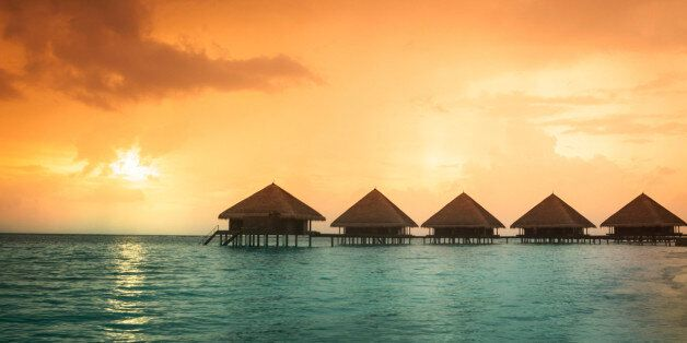 인도양 휴양지 몰디브, 국가 비상사태