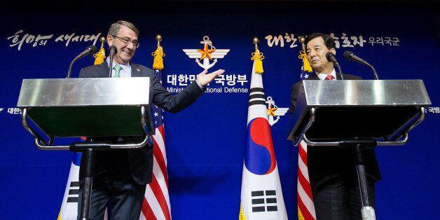 미국, KF-X 언급 없이 '우주·사이버' 협력 강조한