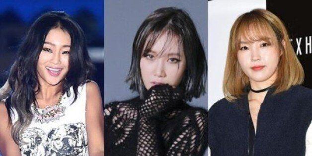 효린·예지·지윤, 반전드라마 쓴 '여걸3'['언프리티2' 종영