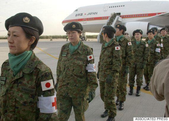 일본 자위대, 여성 전투기 조종사도