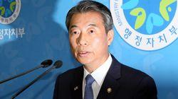 '총선승리' 외치던 장관, 총선
