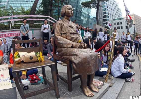 일본 외무상, 한일 협의서 위안부 소녀상에 문제제기를