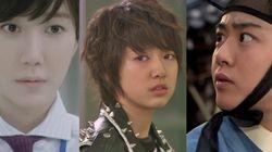 한국 드라마 속 남장여자 캐릭터