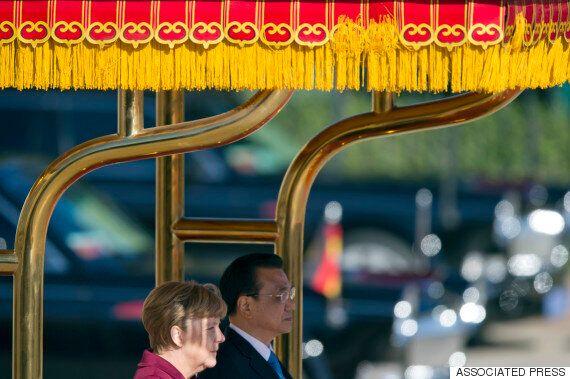 중국, 독일과의 정상회담에서 19조원어치 에어버스 130대 구매