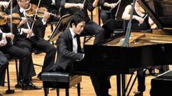 중국 피아니스트 윤디, 내한공연중