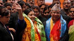 네팔에서 '여성 대통령'이 최초로 탄생했다(사진,