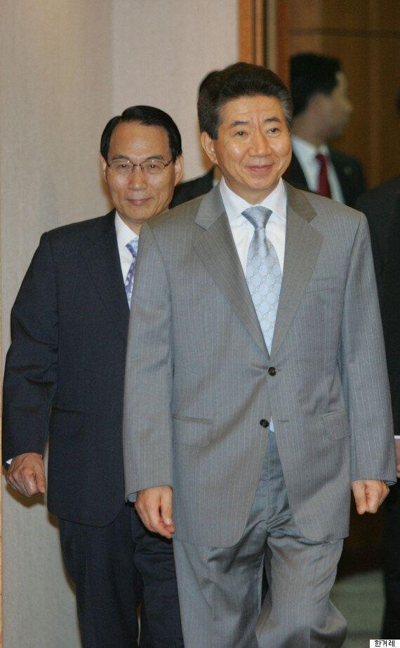 노무현 정부 국정원장 김만복, 새누리당