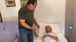 Mimmo Lucano torna dal padre malato. E su Salvini: