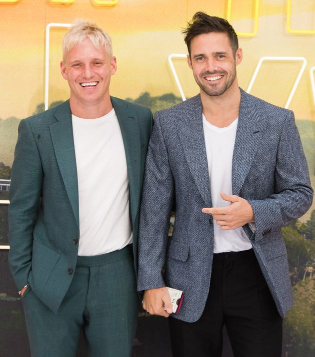 Jamie's pal Spencer Matthews could replace