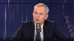Rugy accuse son ex-parti EELV de