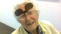 Nonna Cecilia compie 111 anni.