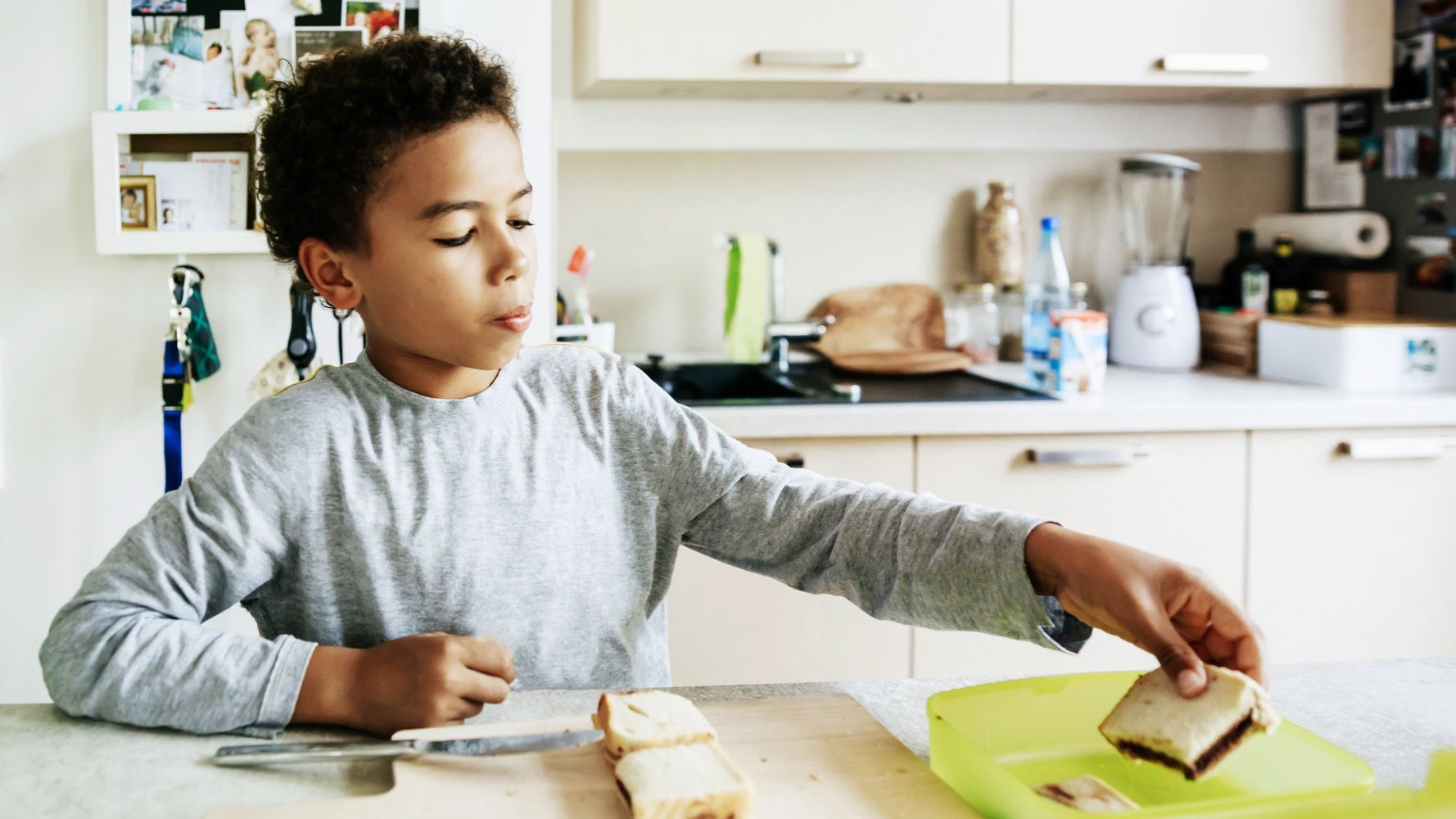 Kids Reveal Their Favourite Sandwich Fillings, Including Pulled Pork And Avocado