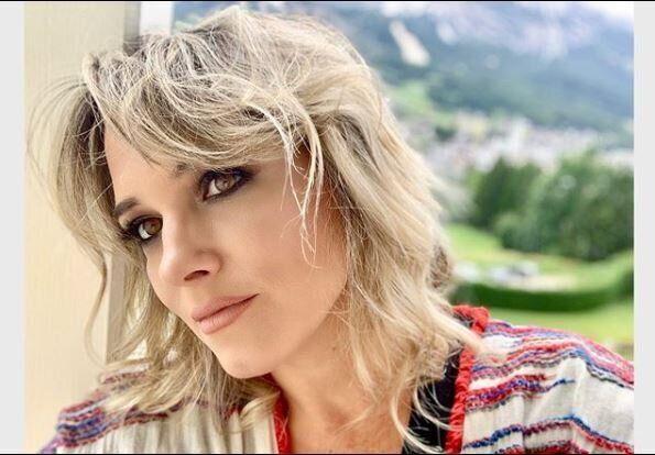 Francesca Barra in una foto di