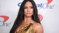 Demi Lovato publica una foto en bikini sin retoques: